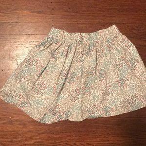 Girls Tea Collection Skirt Sz 4